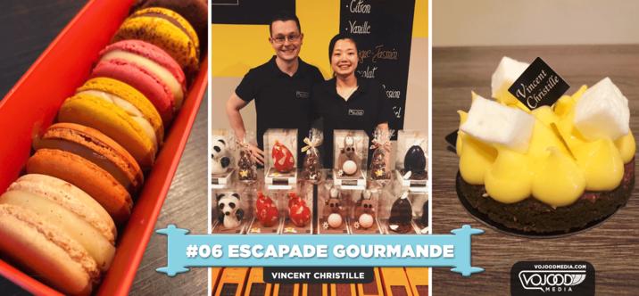 #06 Escapade Gourmande • Vincent Christille Pâtissier Chocolatier
