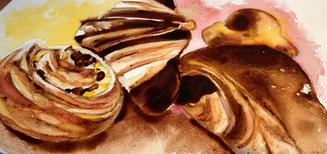 Du cacao à l'art...