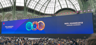 Huawei dévoile le futur de la photographie