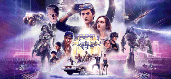 #29 Le Film du Weekend • Ready Player One