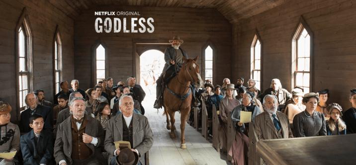 #19 La Série de la Semaine • Godless