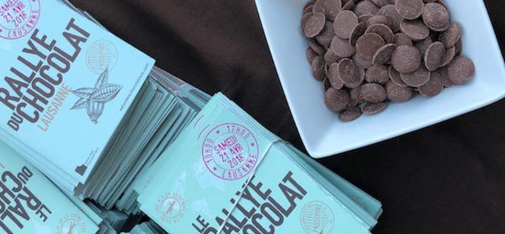 Vis ma vie de bénévole au Rallye du Chocolat