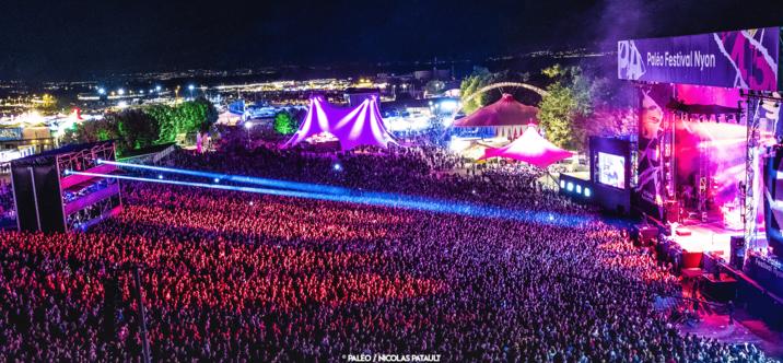 Paléo Festival • Une 43e édition radieuse