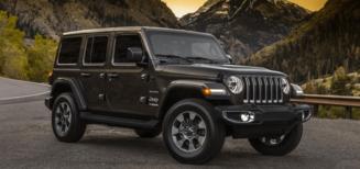 La nouvelle Jeep Wrangler