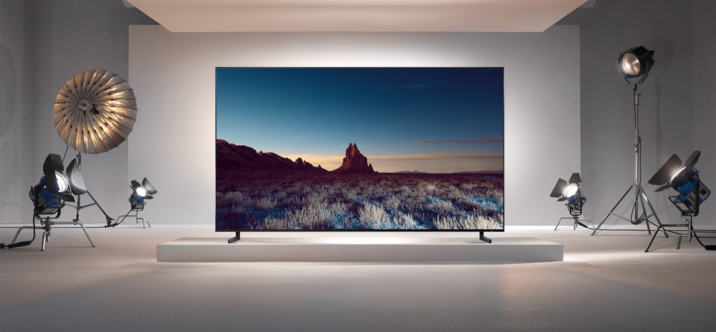 Samsung sort le téléviseur QLED 8K