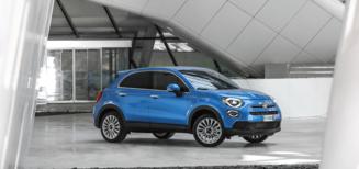 La Nouvelle Fiat 500X avec nouveau moteur turbo-essence puissant et efficace