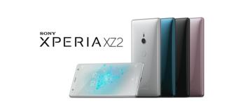 Avec son smartphone Xperia XZ2, Sony joue dans la cours des grands