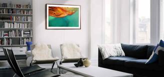 Samsung The Frame 2.0 – La fusion du téléviseur et de l'art