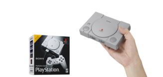 Sony Interactive Entertainment annonce la PlayStation Classic