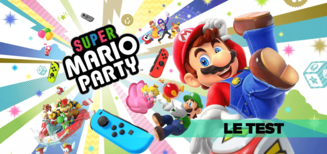 Super Mario Party : Le Test