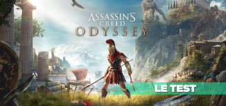 Assassin's Creed Odyssey, le test