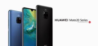 Huawei dévoile la gamme Mate 20 et son intelligence supérieur
