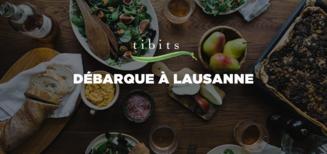 tibits bientôt en Romandie : nouvelle vie pour le Buffet de la gare à Lausanne