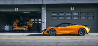 La McLaren 720S en route pour encore plus de sensations sur circuit