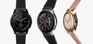 Samsung Galaxy Watch LTE: la puissance interconnectée dans un design intemporel