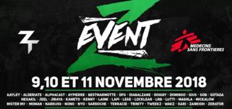 Z Event 2018, l'événement Gaming caritatif