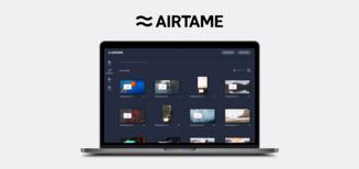Airtame • Le digital signage à portée de main