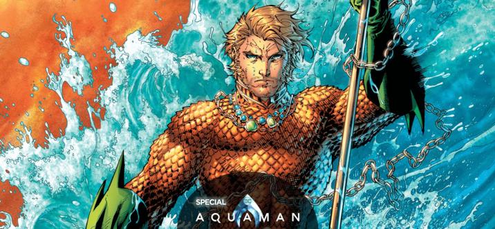 Aquaman • Origines