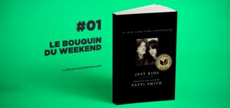#01 Le bouquin du weekend • Just Kids