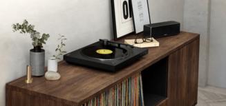 Nouvelle platine vinyle de Sony : le son inimitable du vinyle a rendez-vous avec le sans fil