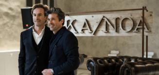 Patrick Dempsey devient associé de la marque de luxe masculine italienne KA/NOA