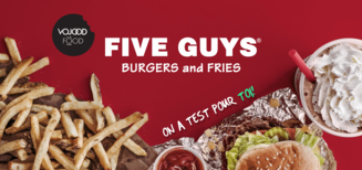 On a pris Five Minutes pour passer chez Five Guys