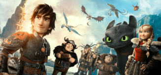 #36 Le Film du Weekend • How to Train your Dragon 3