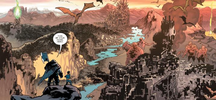 #01 Le comics du mois • Birthright