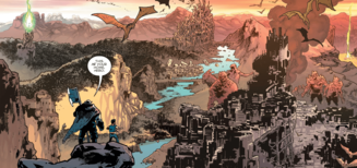 #01 Le comics du mois • Birthright