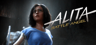#37 Le Film du Weekend • Alita: Battle Angel
