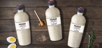 La gamme HUGO s'agrandit avec les nouvelles sauces à salade suisses