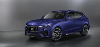 Maserati à la 89ème édition du Salon International de l'Automobile de Genève