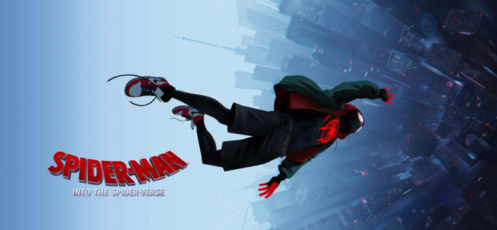 #38 Le Film du Weekend • Spider-Man: Into the Spider-Verse
