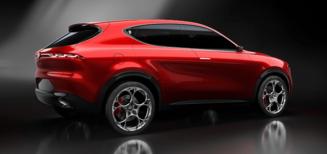 Nouveau concept Alfa Romeo Tonale : quand l'électrification rencontre la beauté et le dynamisme