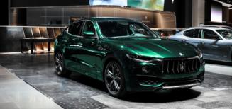 """Maserati Levante: Le Allegra Antinori """"One of One"""" et un voyage intéractif dans le monde de l'excellence italienne"""