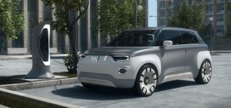 Le concept-car Fiat Centoventi : la réponse « démocratique » à la mobilité électrique