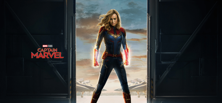#39 Le Film du Weekend • Captain Marvel