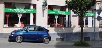 Fiat Abarth 500C Cabrio Italia