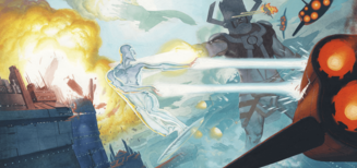 #04 Le comics du mois • Silver Surfer Requiem
