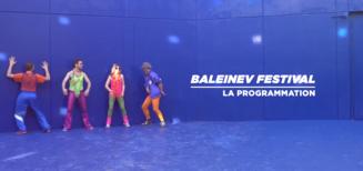 Découvre la programmation du Baleinev 2019
