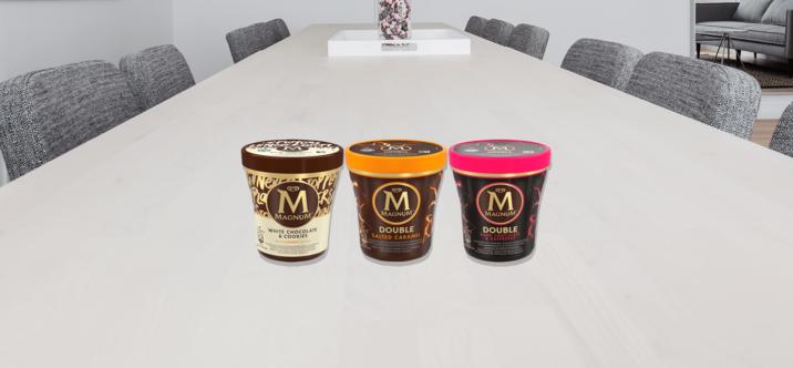 Magnum fête son 30e anniversaire avec de nouvelles créations glacées