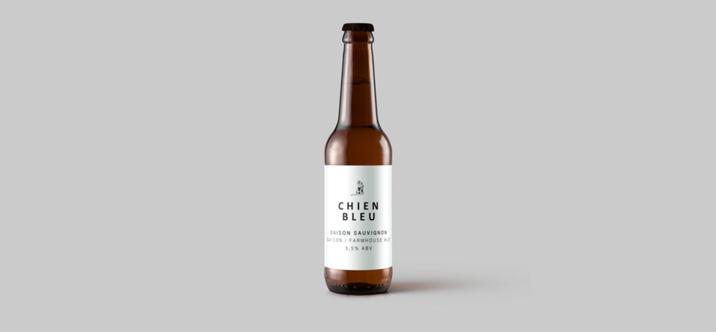 #03 Chronique houblonnée • La brasserie Chien Bleu
