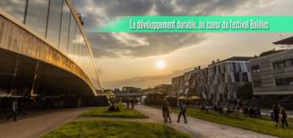 Le développement durable, au coeur du festival Balélec