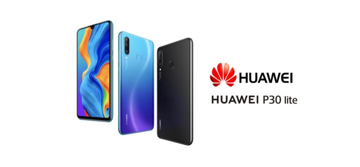 Nouveau Huawei P30 Lite: le petit prodige de la photo