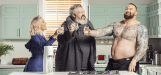 Trois héros de la série Game of Thrones soutiennent SodaStream dans sa lutte contre les bouteilles en plastique à usage unique