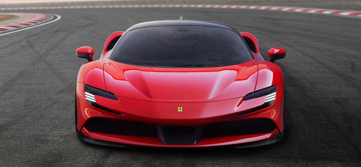 La Ferrari SF90 Stradale – la nouvelle supercar de série