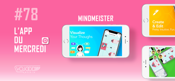 #78 L'App du Mercredi • Mind Meister