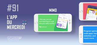 #91 L'App du Mercredi • Mimo