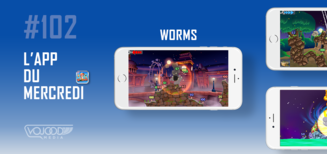 #102 L'App du Mercredi • Worms