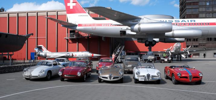 Alfa Romeo Giulietta fête ses 65 ans avec la collection Lopresto